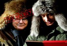 Foto Albano Ucraina Striscia la notizia 2019