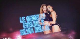 Foto gemelle Dellai Live Non è la D'Urso