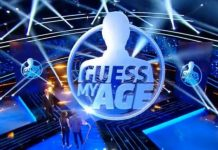 Foto logo Guess my age su Tv8