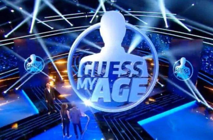 Foto logo Guess my age su Tv8
