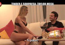 Le iene Taylor Mega