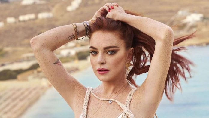 Lindsay Lohans Beach Club