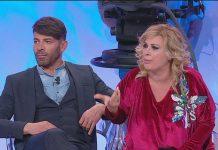 Tina Copollari e Gianni Sperti
