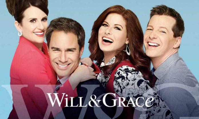 Will & Grace joy