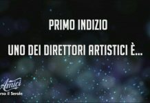 Amici 18 direttori artistici