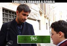 Le Iene politici e grammatica italiana