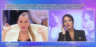 Karina Cascella contro Rosa Perrotta