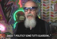 Stasera Italia Roberto D'Agostino