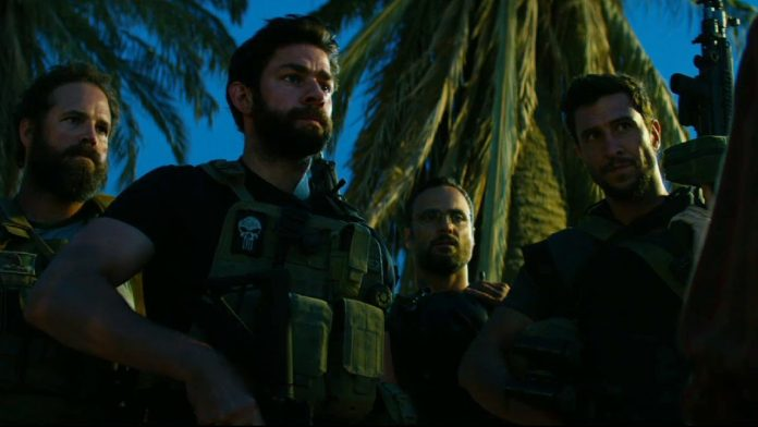 Film 13 hours - The secret soldiers of Benghazi