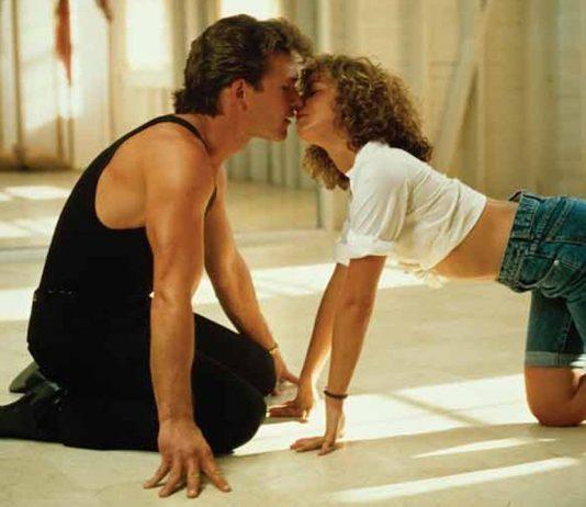 """Una scena del film """"Dirty Dancing - Balli proibiti"""""""