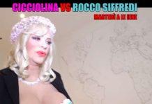 Foto Ilona Staller contro Rocco Siffredi Le Iene