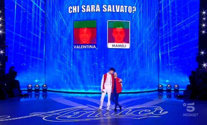 Valentina è il quinto eliminato di Amici 2019 Serale