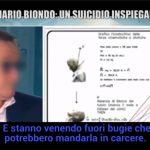 Foto frame nuovo servizio Mario Biondo Le Iene