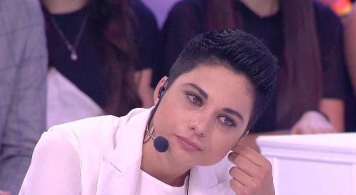 Giordana Angi piange ad Amici 2019 Serale