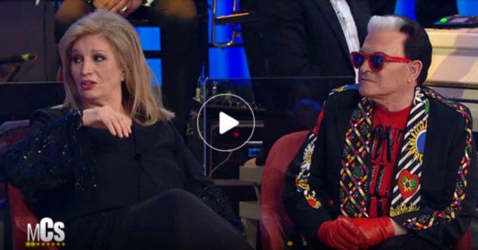 Iva Zanicchi al Maurizio Costanzo Show 2019