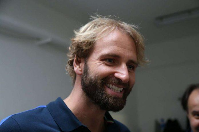 L'ex nuotatore Massimiliano Rosolino