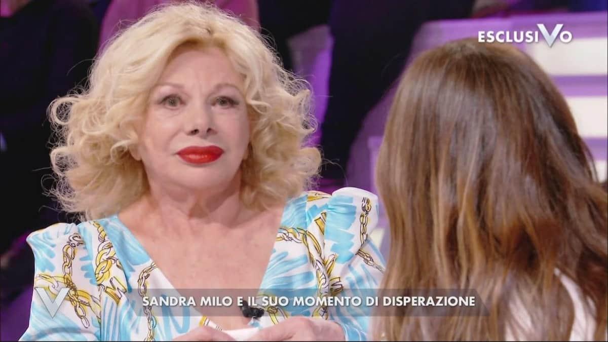 Sandra Milo, il nuovo amore ha 37 anni in meno