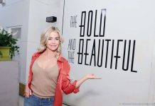 Shauna Fulton arriva a Los Angeles BEAUTIFUL