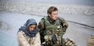 """Una scena tratta dal film """"Special Forces - Liberate l'ostaggio"""""""