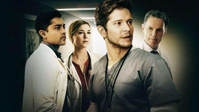 Locandina The Resident - Serie TV