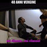 Le Iene Simone Barbato vergine