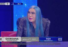 Loredana Berte lite Rudy Zerbi