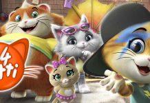 44 gatti su Rai Yoyo
