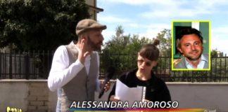 """Alessandra Amoroso intervistata a Striscia la notizia 2019 sul """"caso concerti live - Ferdinando Salzano"""""""