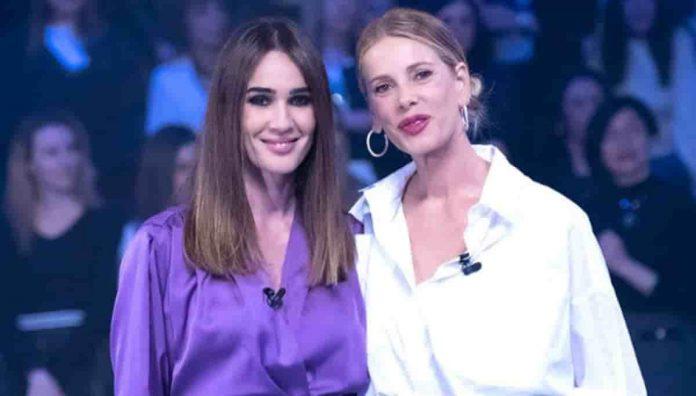 Alessia Marcuzzi ospite a Verissimo da Silvia Toffanin