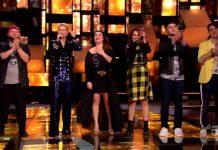 I concorrenti della seconda puntata di All together now che vanno in semifinale