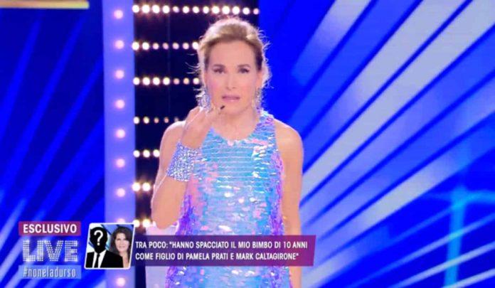 Barbara D'Urso contro Pamela Prati a Live - Non è la D'Urso