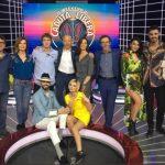 I vip protagonisti di Caduta Libera nella puntata di domenica 19 maggio 2019