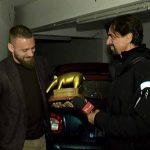 Daniele De Rossi riceve il Tapiro d'oro a Striscia la notizia