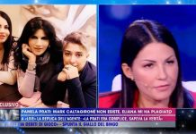 Eliana Michelazzo ospite a Live - Non è la D'Urso nella puntata del 29 maggio 2019
