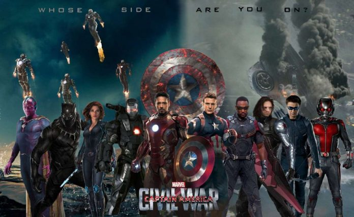 FILM - Captain America: Civil War