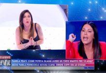 Guendalina Tavassi ed Eliana Michelazzo litigano a Live - Non è la D'Urso