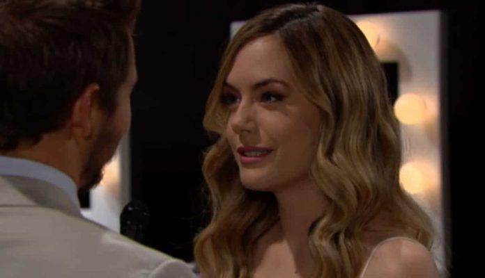 Hope nella puntata di Beautiful del 5 maggio 2019