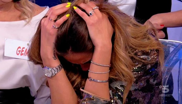 A Uomini e donne Ida piange per Riccardo
