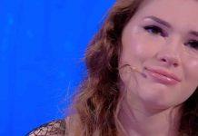 """Klaudia Poznanska è la """"non scelta"""" di Andrea Zelletta a Uomini e donne"""