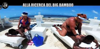 Big Bamboo e beach boys a Le Iene
