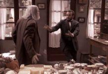 Paco e Onesimo litigano ne Il Segreto