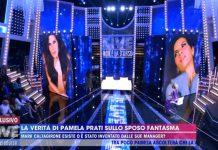 Pamela Prati lascia lo studio di Live - Non è la D'Urso