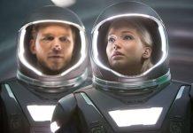 """Film """"Passengers"""" del 2016"""