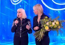 Raffaella Carrà ospite ad Amici 2019 Serale
