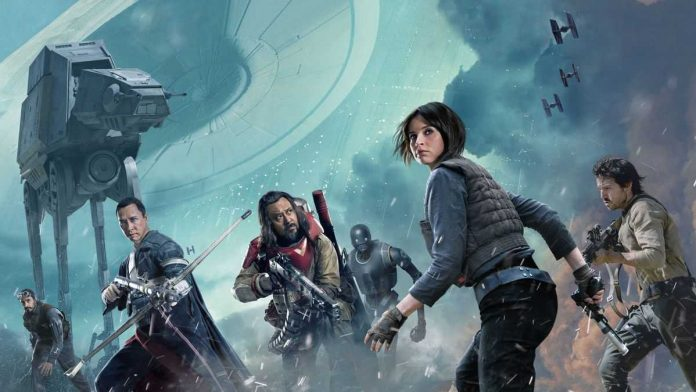 FILM Rogue One- A Star Wars story