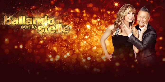 Ballando con le Stelle, Milly Carlucci e Paolo Belli