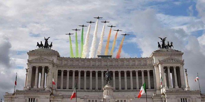 Festa della Repubblica, programmazione Rai1