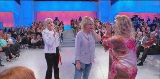 Gemma e Tina litigano a Uomini e Donne