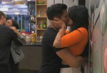 Gianmarco e Valentina si baciano al GF 16