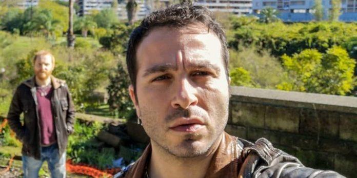 gomorra - l'attore Gennaro Apicella alias Ciccio Legante